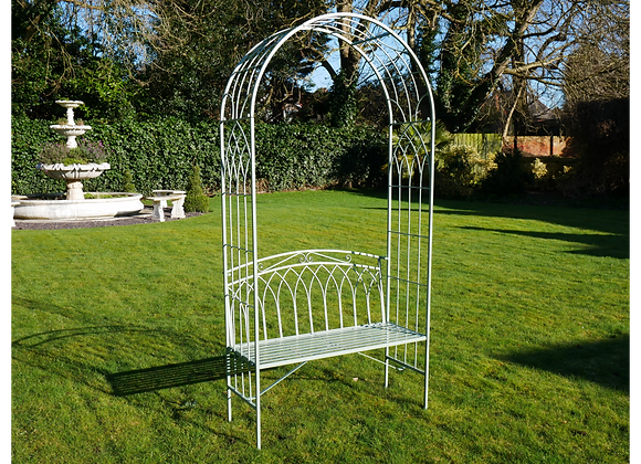 Bench Seat with Arch