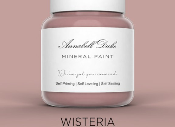 Annabell Duke Wisteria Mineral Paint - Pink