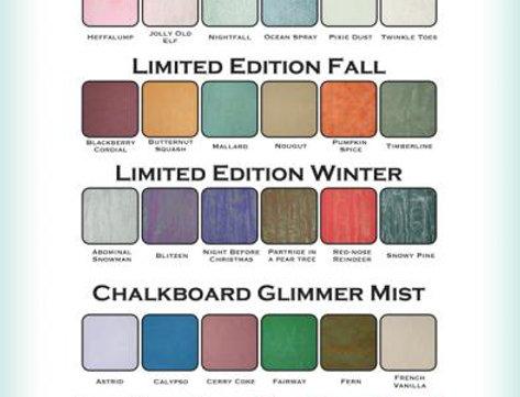 Glimmer Glam Glitter Paint | 2oz | Tattered Angels