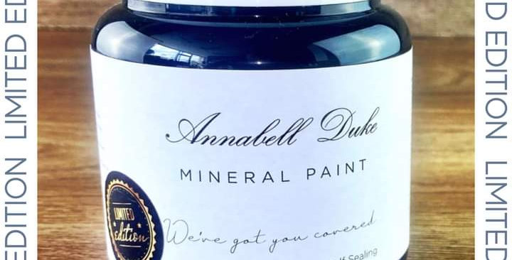 Annabell Duke Mineral Paint | Olivine | Olive Green | 500ml