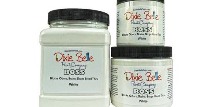 BOSS | Dixie Belle Paint | Primer / Blocker | 236ml 473ml 946ml