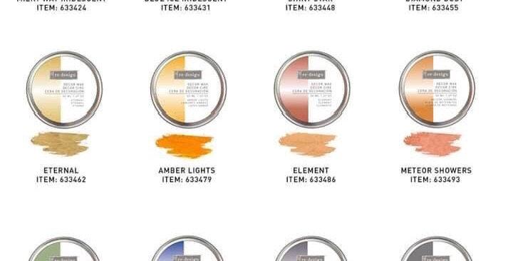 Decor Wax Paste | 50ml | Redesign with Prima