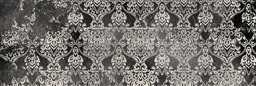 Redesign Decoupage Tissue Paper Dark Damask | Redesign with Prima