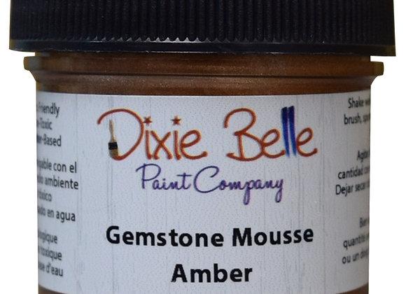 Amber Gemstone Mousse