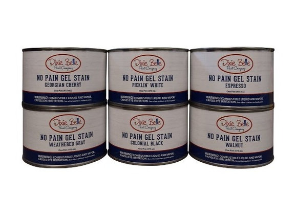 No Pain Gel Stain | Dixie Belle |
