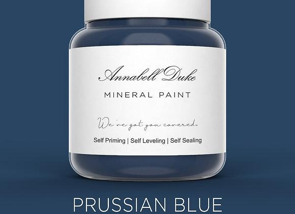 Annabell Duke Prussian Blue Mineral Paint - Rich Blue
