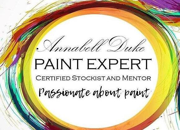 Annabell Duke Hessian Mineral Paint - Light Brown