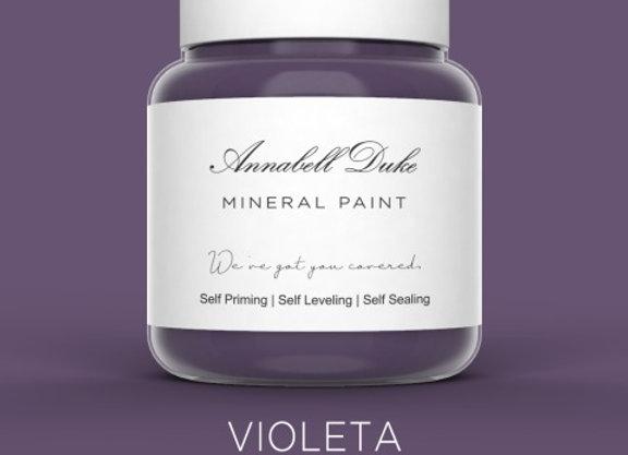Annabell Duke Violeta Mineral Paint - Purple