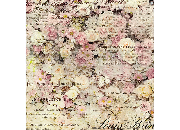 Floral & Dream Rice Paper - Redesign with Prima