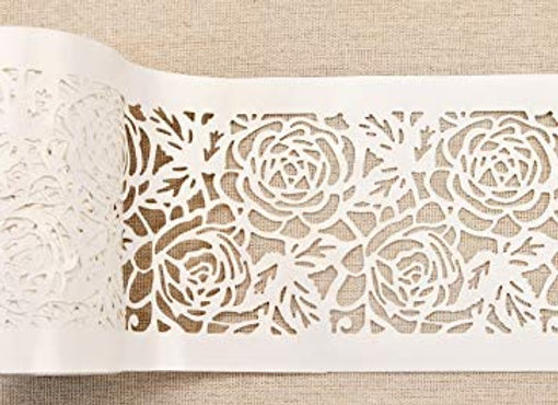 Tea Rose Garden | Stick & Style Stencil Roll | Redesign with Prima