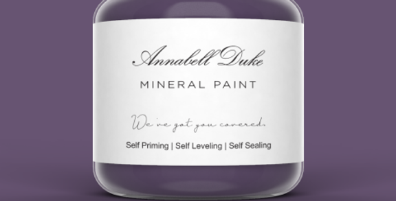 Violeta | Mineral Paint | Annabell Duke Modern Finish