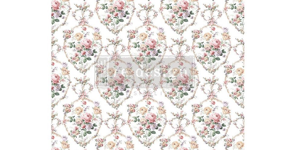 Redesign Decor Transfer Floral Court | Redesign with Prima Fur