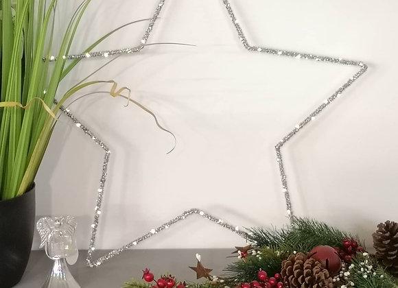 Sparkle Star with LED Lights