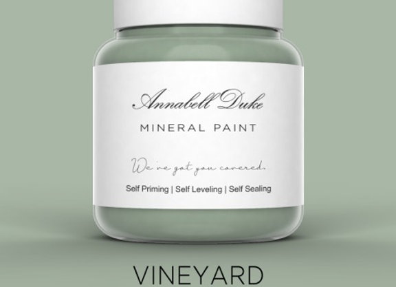 Annabell Duke Vineyard Mineral Paint - Green