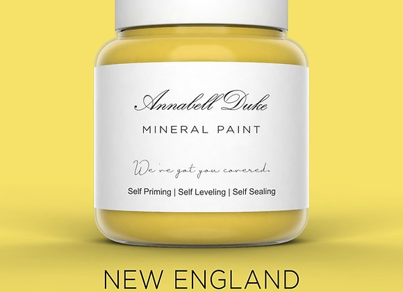 Annabell Duke New England Yellow Mineral Paint