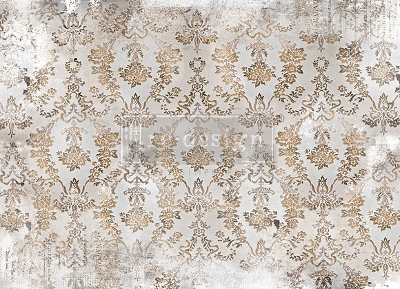Washed Damask Tissue Paper - Redesign with Prima