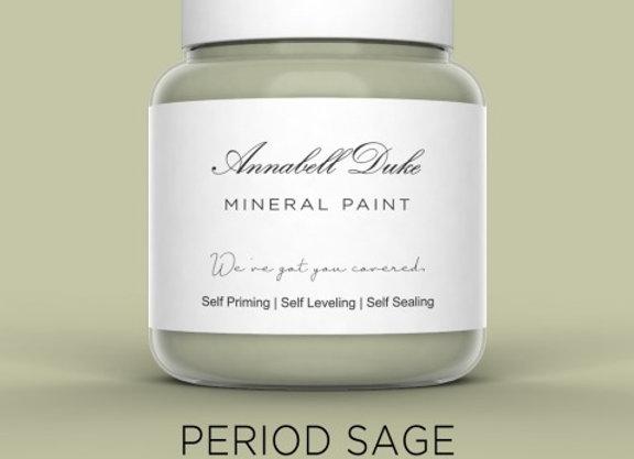 Annabell Duke Period Sage Mineral Paint - Sage Green