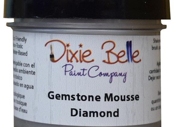Diamond Gemstone Mousse