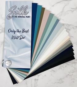 Silk Mineral Paint