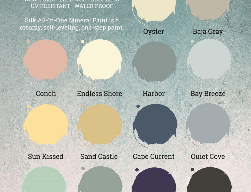 Dixie Belle Silk All-in-One Mineral Paint
