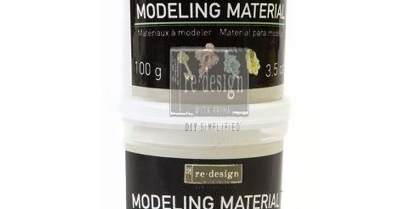 Modeling Material Jar | Set of 2 | Redesign with Prima