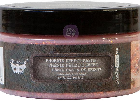 Finnabair Phoenix Effect iridescent glitter paste