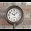 Thumbnail: Industrial Pipe Wall Clock - Paris