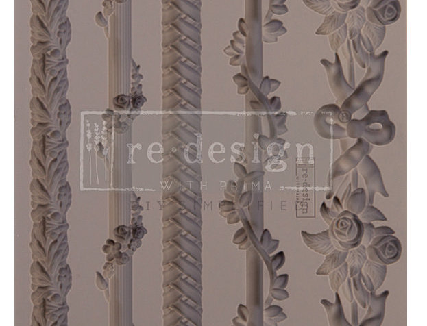 Sicilian Borders | Decor Mould | Redesign with Prima