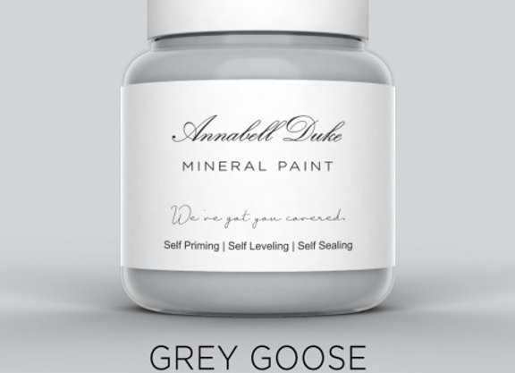 Annabell Duke Grey Goose Mineral Paint
