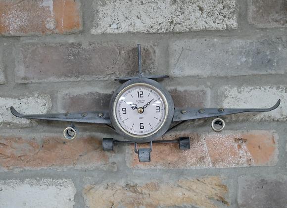 Aeroplane Clock - wall or free-standing