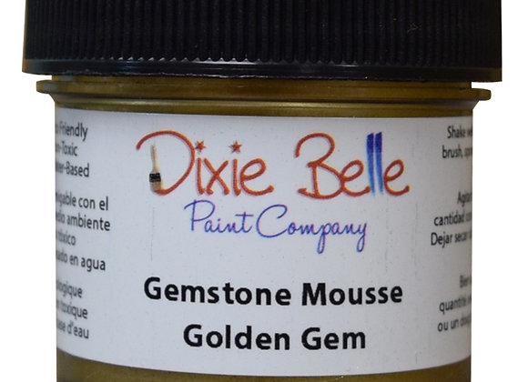 Golden Gem Gemstone Mousse