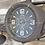 Thumbnail: Large Aeroplane Clock - wall clock