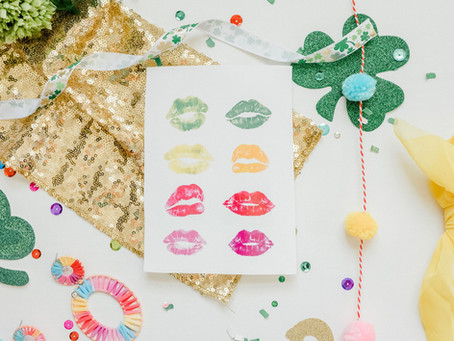 St. Patty's Day Styled Shoot