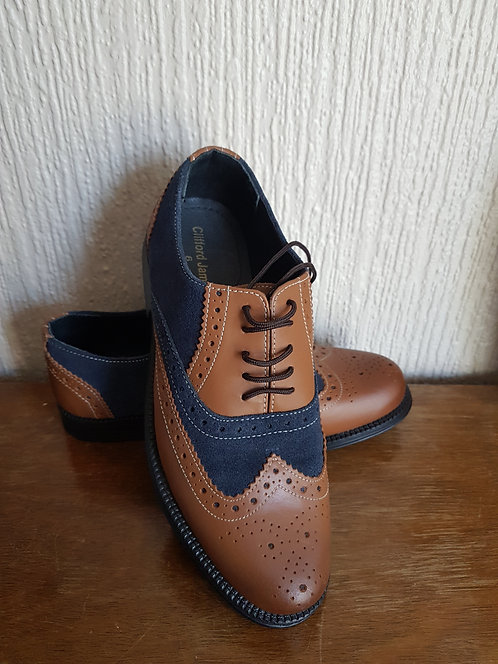 Ladies or Men's Vintage Style Shoes