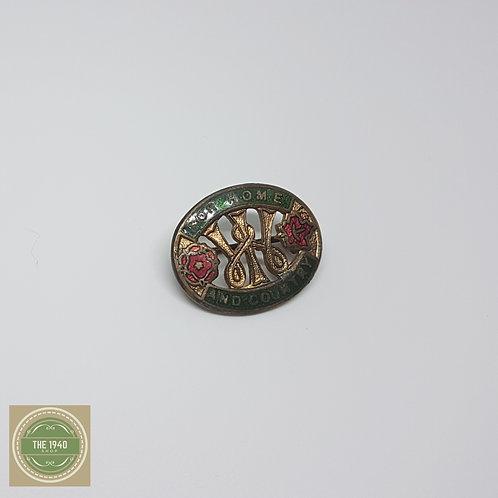 Vintage WI Badge