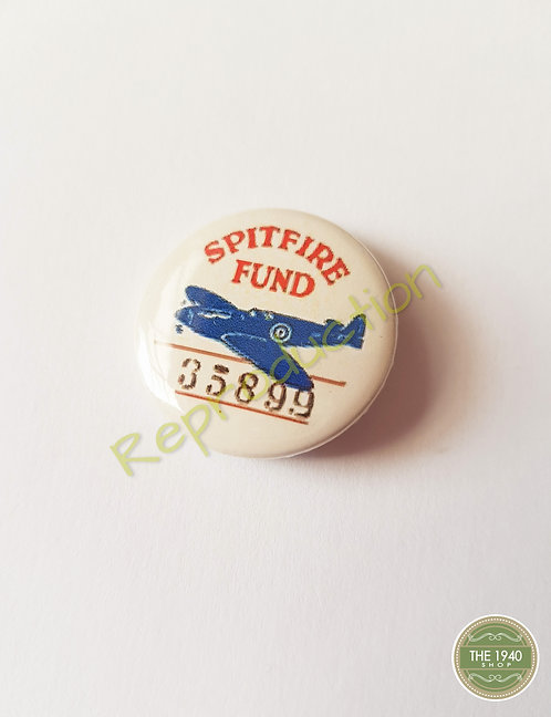 Spitfire Fund Fundraising Badge