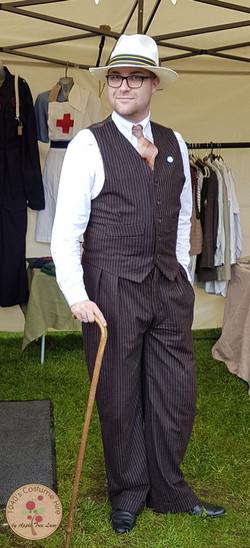 Stripe Waistcoat