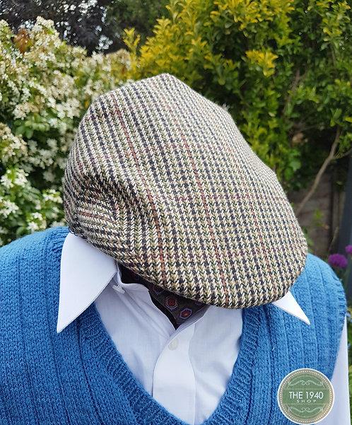 Vintage Style Flat Cap    (Q)