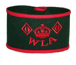 WLA Armband