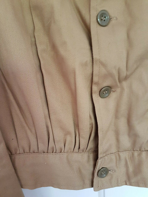 WLA, Women's Land Army Tractor Jacket, WW2, 1940's, Home Front, Land Girls (P)