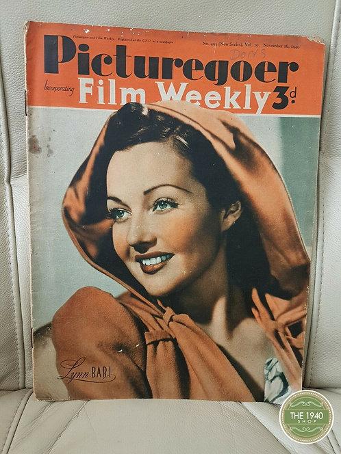 Picturegoer Film Weekly, number 495, November 16th 1940
