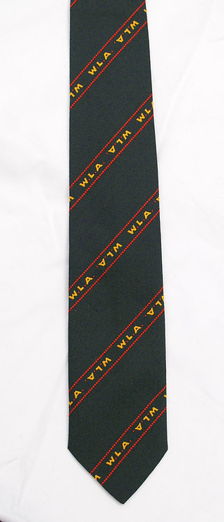 WLA uniform tie