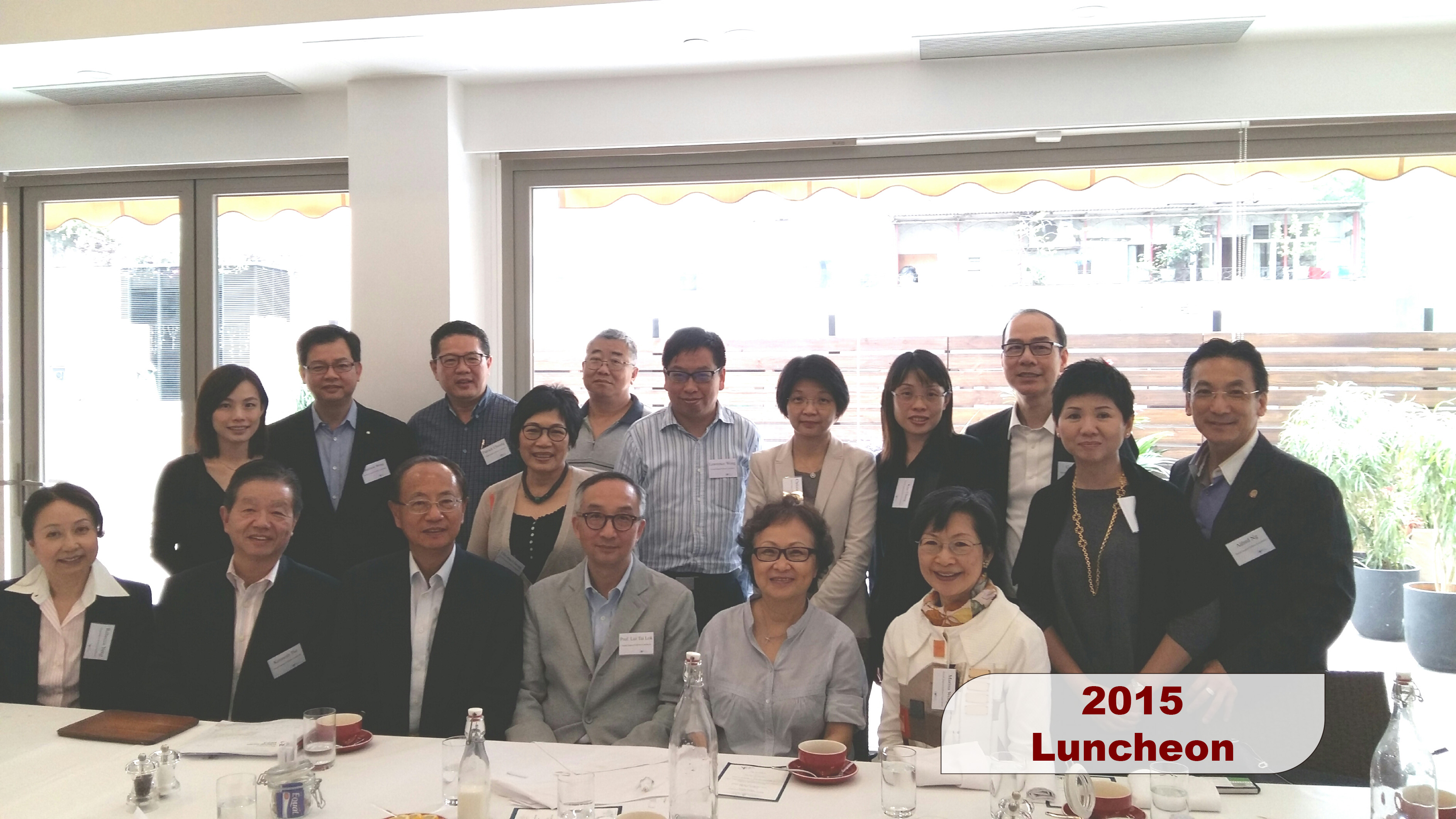 (2015 Luncheon) SIF Luncheon on 22 April 2015 edited