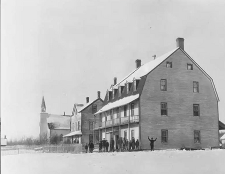 Residential Boarding Schools in Canada and the United States