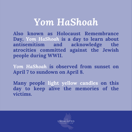 Yom HaShoah Resources for Children