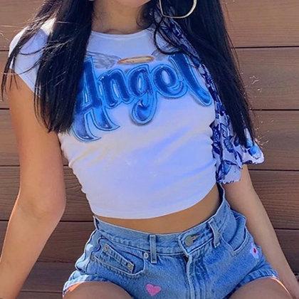 ANGEL word Tシャツ