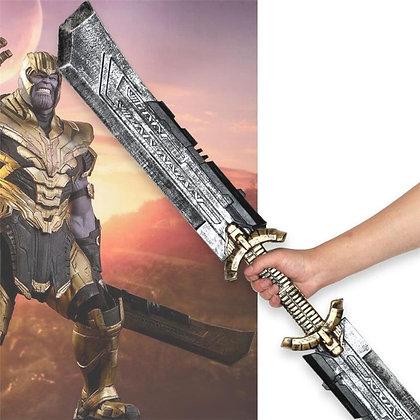 thanos 武器両刃の剣コスプレ