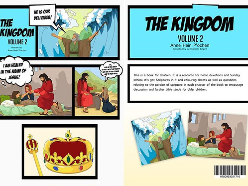 IN THE KINGDOM VOLUME 2