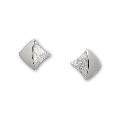 Shadow Lines square earrings
