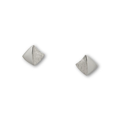 Shadow Lines small stud earrings